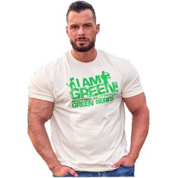 Scitec Nutrition Tričko I Am Green