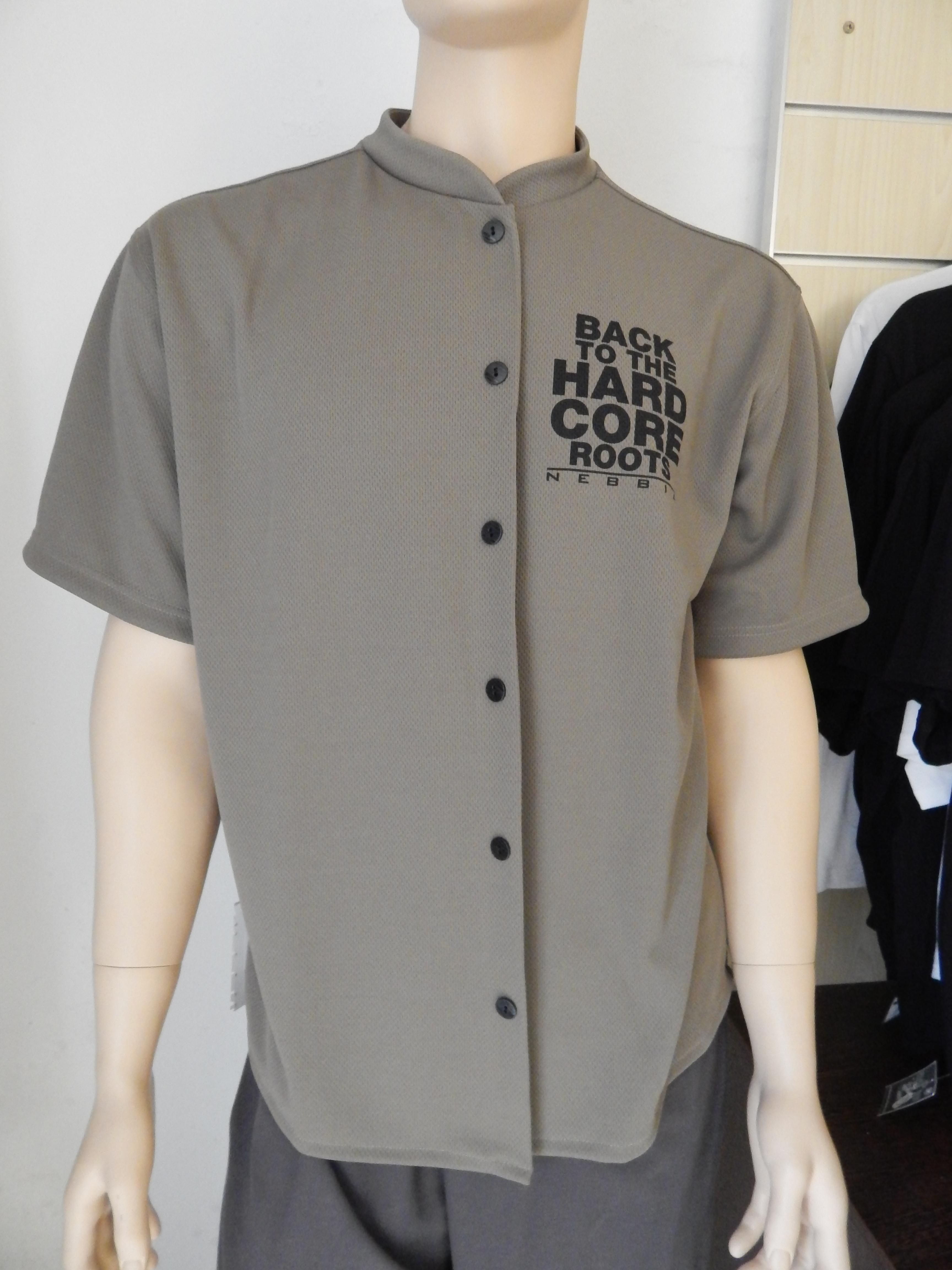 fda5619c0a4 Nebbia HardCore Košile Pánská 304 - khaki
