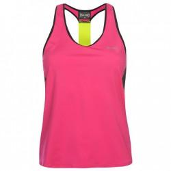 USA Pro Muscle Back Training Vest Ladies