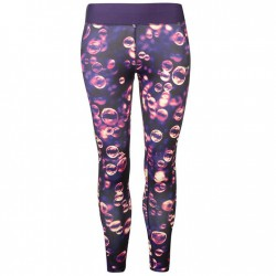 USA Pro Graphic Leggings - Bubble AOP