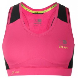 Karrimor Xlite Bra Top Ladies - Pink Crush