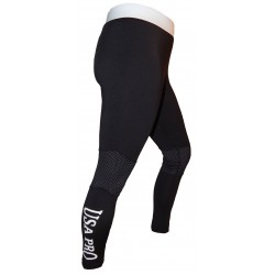 USA Pro Vent Ladies Tight - Black
