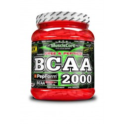 MuscleCore® BCAA with PepForm™