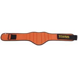 Titanus - Fitness opasek nylonový , šíře 20cm