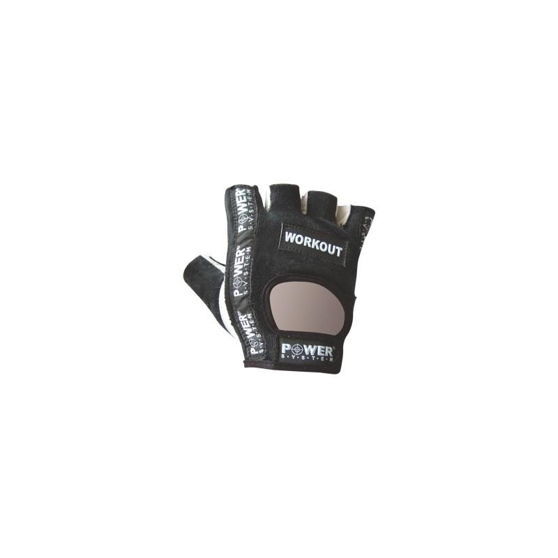 Fitness rukavice Power System WORKOUT zajistí dokonalé pohodlí a vynikající  ochranu pro vaše dlaně. Skvěle sedí. Zapnete je na suchý zip. 716683711f