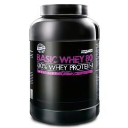 Prom-in Basic Whey 80 2250 g, čokolada