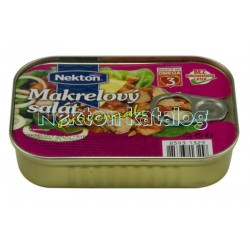 Nekton - Makrelový salát Provencale 100g