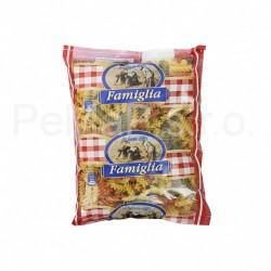 PeMap - Těstoviny Tricolore Fusilli (vřetenatříbarevná) semolinová 500g