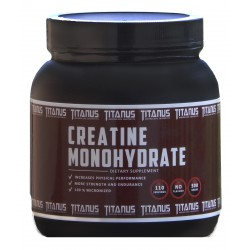 Creatine MONOHYDRATE Titánus 500g