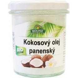 Olej kokosový panenský BIOLINIE 240g
