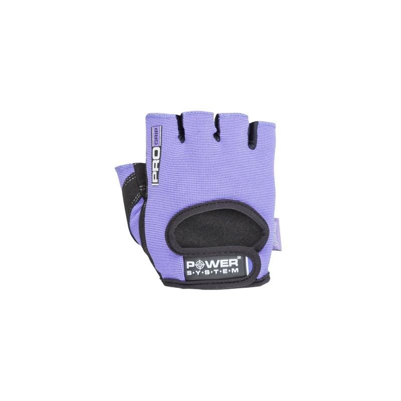 POWER SYSTEM Fitness rukavice PRO GRIP PS-2250 771ec689b3