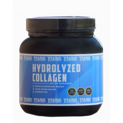Titánus - Collagen Hydrolysed ( želatinový hydrolyzát ) , 500g
