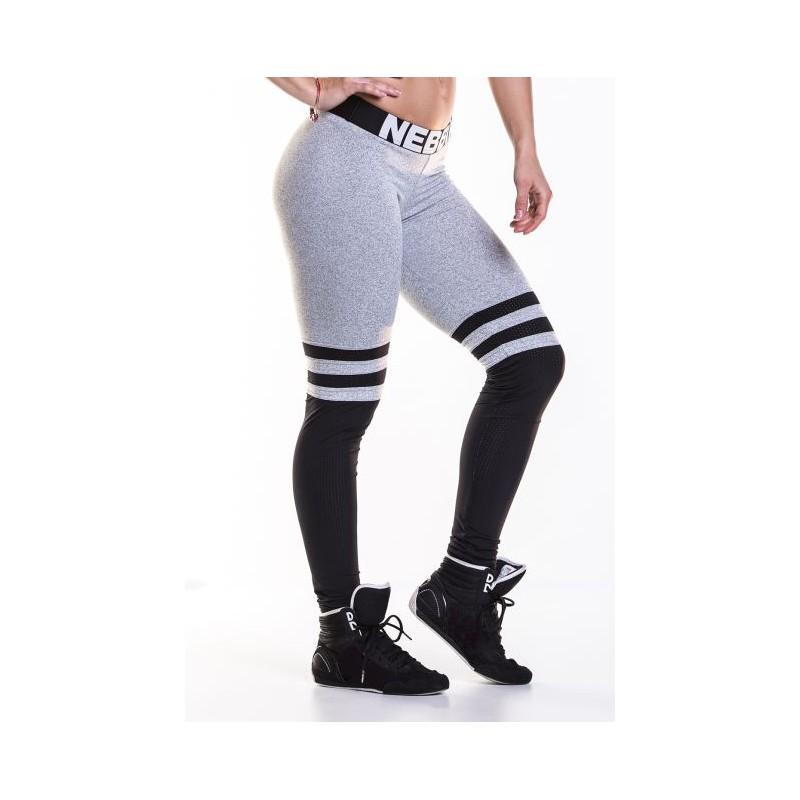 ... oblečení Fitness legíny Nebbia Legíny Over The Knee 286 šedá. Obrázek ·  Obrázek Obrázek (1) Obrázek (2) ... b5daf9e0d8