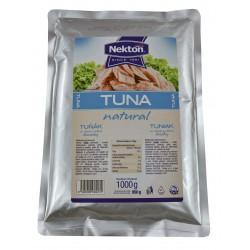 Tuňák ve vlastní šťávě Nekton, kousky 1kg Natural