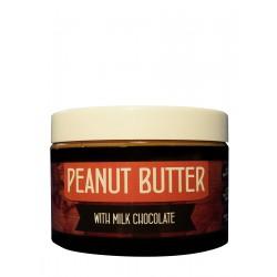 Titánus - Arašídové máslo s mléčnou čokoládou 500g