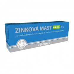 MedPharma Zinková mast Natural, 30 g