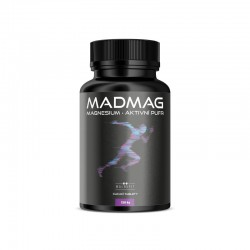 Malbucare MADMAG (doplněk stravy) 120 tablet