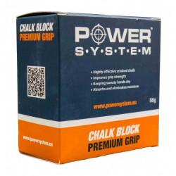POWER SYSTEM Chalk Block magnézium ve tvaru kostky 56g
