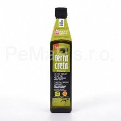 EXTRA VIRGIN olivový olej TERRA CRETA 500ml.