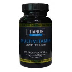Titanus Multivitamín 100 cps