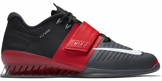 vzpěračská obuv