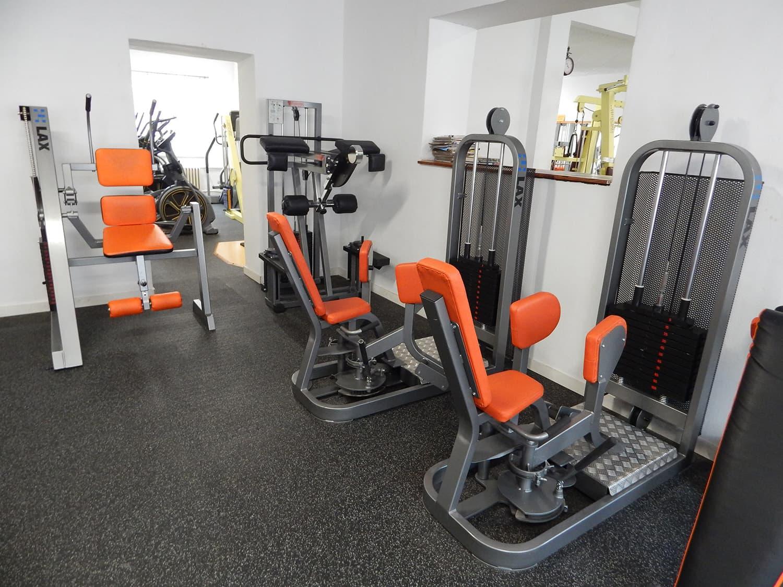 fitness centrum Titanus