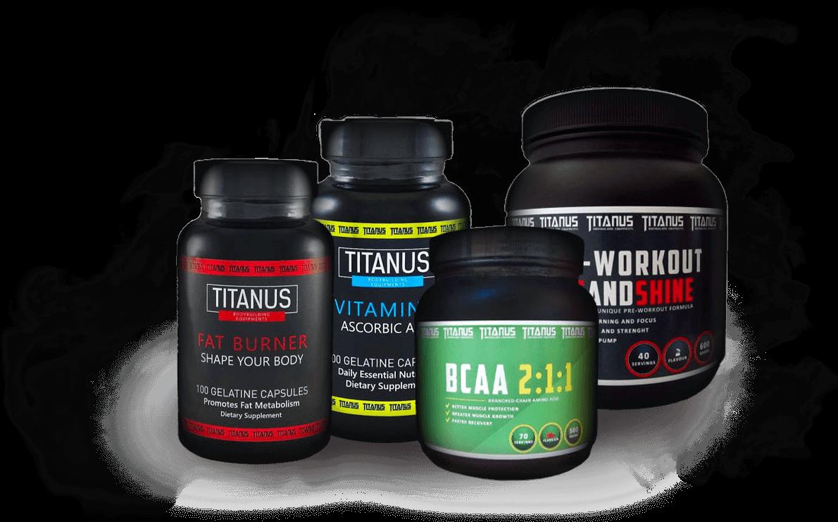 Titanus supplements