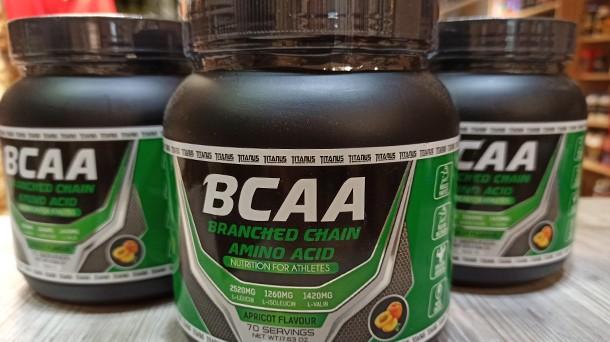 Lepší regenerace svalů s našim BCAA