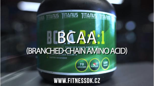 BCAA podpoří budování svalové hmoty i zdraví našich jater