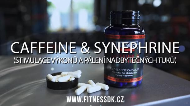 Nakopni spalování a zlepši si náladu s doplňkem Caffeine & Synephrine