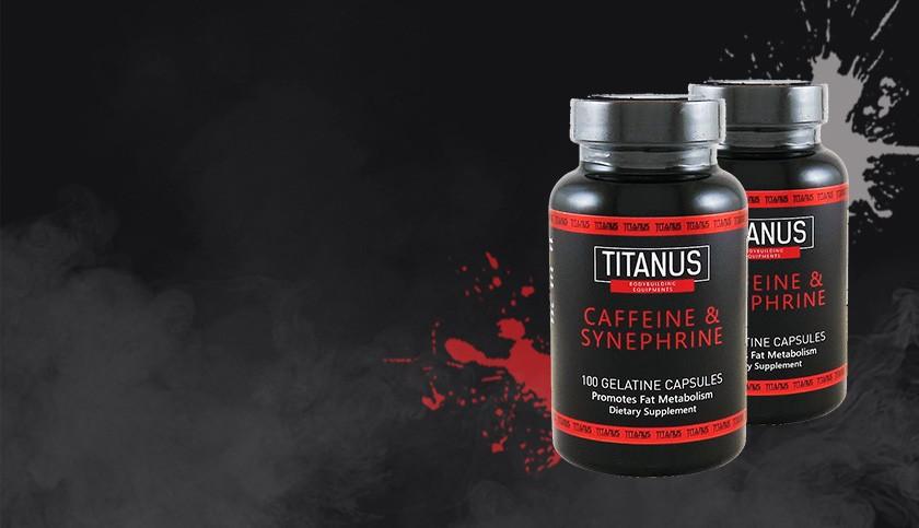 Banner Caffeine, synephrine